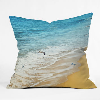 Lisa Argyropoulos Free Spirit Outdoor Throw Pillow