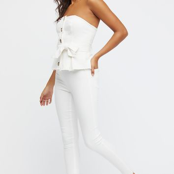Forever Yours Corset Top