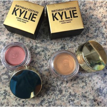 Kylie Cosmetics Birthday Edition Creme Eye Shadow