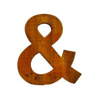 Wooden Sign & Wall Decor