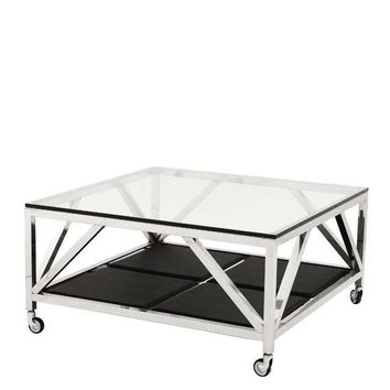 Wheeled Coffee Table | Eichholtz Prado