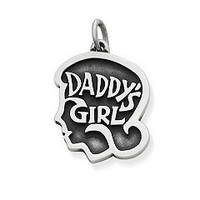 """Daddy's Girl"" Charm: James Avery"