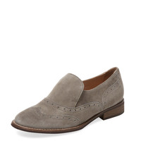 Wingtip Slip-On Loafer by Maiden Lane at Gilt