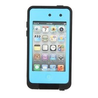 Waterproof Shockproof Dirt Proof Durable Case For iPod Touch 4 4G 4th Gen+1film