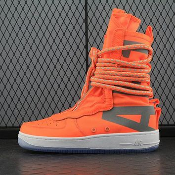 Nike Special Field Air Force 1 High Total Orange Aa1128-800 Aa1128-800 - Beauty Ticks