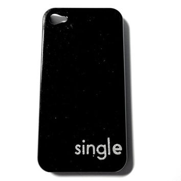 Single iPhone 4/4S Case
