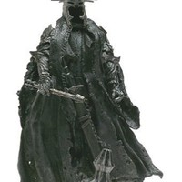 Lord of the Rings - The Return of The King - Morgul Lord Witch King with Mace-Weilding Action