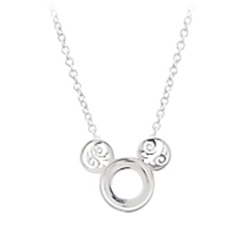 Mickey Mouse Kameleon Jewel Pop Necklace