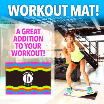 Simply Fit Board® Workout Mat