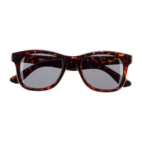 H&M - Sunglasses - Brown - Ladies