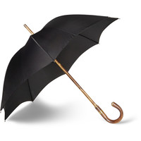 Kingsman - Swaine Adeney Brigg Chestnut Wood-Handle Umbrella | MR PORTER