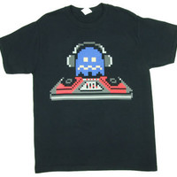 DJ Ghost - Pac-Man T-shirt - MyTeeSpot - Your T-shirt Store