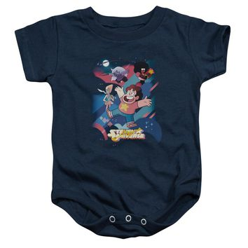 Steven Universe - Group Shot Infant Snapsuit