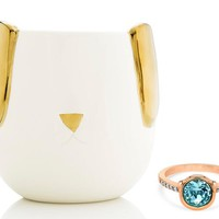 Pawsome - For the Love of Pets Collection - Jewel Candle With a Ring and a Chance to Win a $10k Ring