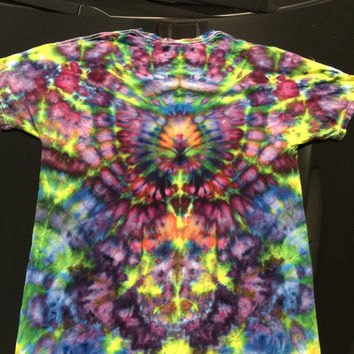 Psychedelic Tie Dye Large
