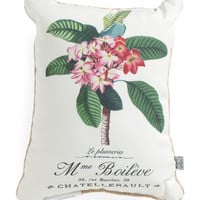 Thro by Marlo Lorenz Orchid Pillow