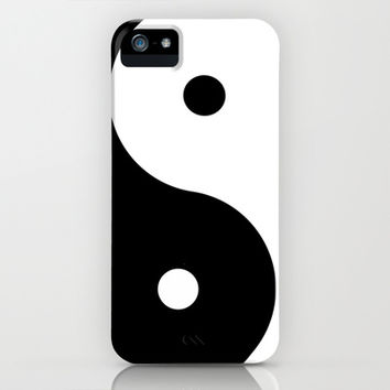 Yin Yang iPhone & iPod Case by Karma Cases