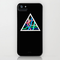 iPhone 5 Case - Lonely Inverted Triangle