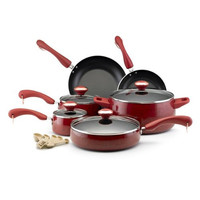 Signature Porcelain 15Pc Set (Red Speckle)