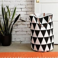 Baby Kids Toy Clothes Storage Bag Canvas Laundry Basket  Room Decor  Semicircle Bunny Pattern Handbag [8833523916]