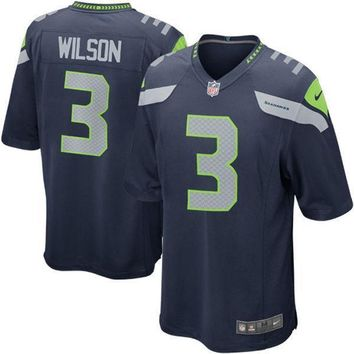 Men's Seattle Seahawks Marshawn Lynch Nike White Limited Jersey