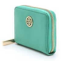 Tory Burch Robinson Zip Coin Case | SHOPBOP | Use Code: EXTRA25 for 25% Off Sale Items