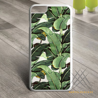 Banana Leaf Custom case for iPhone, iPod and iPad