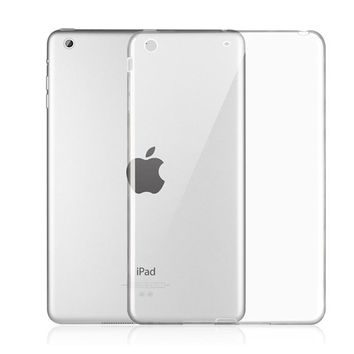 Soft Transparent TPU Silicon Back Tablet Cover Case for iPad mini 123 Mini4 iPad 234 Air 1/2 iPad 5 iPad 6 Pro 9.7 +Stylus Pen