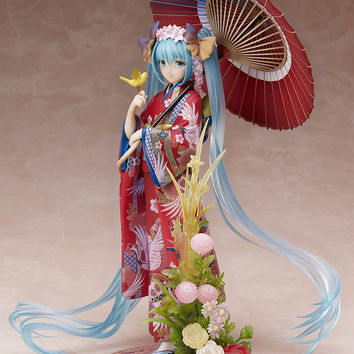 Vocaloid - Hatsune Miku HANAIROGOROMO 1/8TH SCALE FIGURE