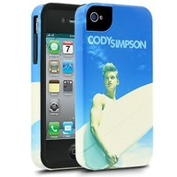 Cellairis by Cody Simpson Endless Summer Protection Case for Apple iPhone 4/4S