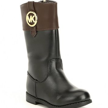 MICHAEL Michael Kors Girl's Emma Kelly-T Boot | Dillards