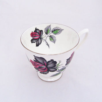 Vintage Royal Albert Bone China, Tea Cup, Roses, Made in England