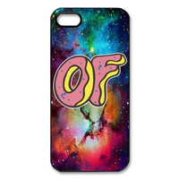 Ofwgkta Odd future of doughnut donut galaxy nebula apple iphone case cover