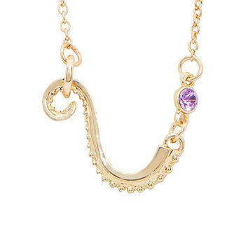 Disney The Little Mermaid Tentacle Ursula Necklace