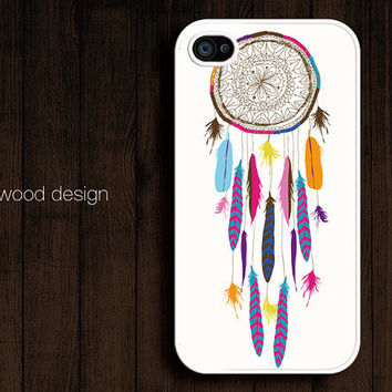 Dream Catcher unique iphone 4 case iphone 4s case iphone 4 cover classic Indian image