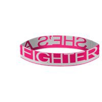 Under Armour Women's UA Power In Pink® Wordmark Headband