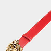 Versace Palazzo Belt with Medusa Buckle for Men | US Online Store