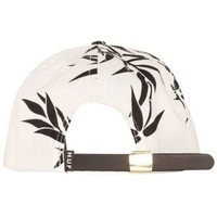 HUF Hammered Metal H Bamboo Strapback - Men's at CCS