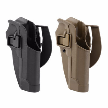 Tactical Gun Holster High Quality Right Hand Gun Pistol Holster Protective Case Durable Outdoor Hunting Accessories