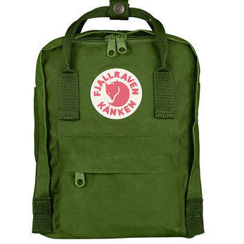 Kånken Mini Backpack - Leaf Green