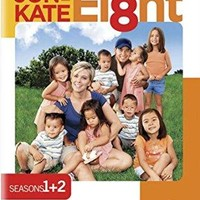 Jon & Kate Plus Eight & Tlc - Jon & Kate Plus Ei8ht, Seasons 1 + 2