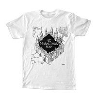 The Marauder's Map For T-Shirt Unisex Adults size S-2XL