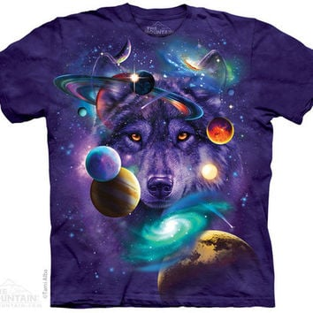 Wolf Of The Cosmos T-Shirt