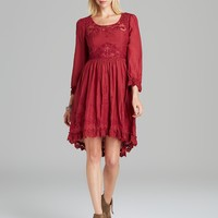 Free People Dress - Cotton Crinkle Montana | Bloomingdale's