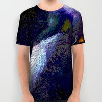 One of those Nights All Over Print Shirt by Stephen Linhart