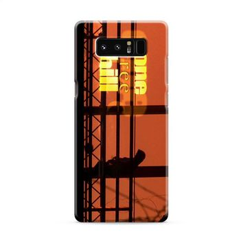 One Tree Hill (logo) Samsung Galaxy Note 8 Case