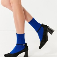 Jeffrey Campbell Marliss Suede Heel | Urban Outfitters
