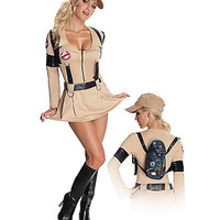 Ghostbusters Dress Adult Womens Costume - Spirithalloween.com
