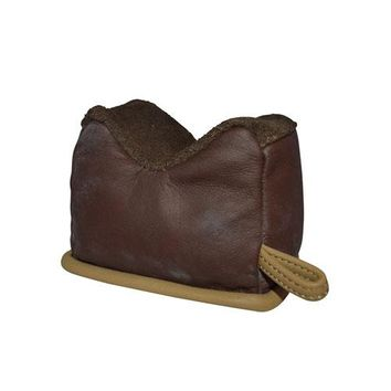 BM All Leather Bench Bag - Small-unfilled