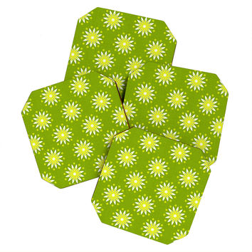 Caroline Okun Citrus Season Coaster Set